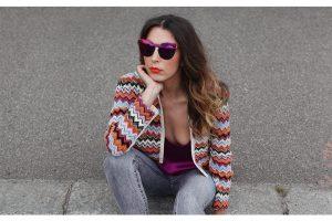 Veste MASHA par Lea Frey