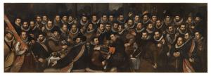 La garde civique de St Adrien