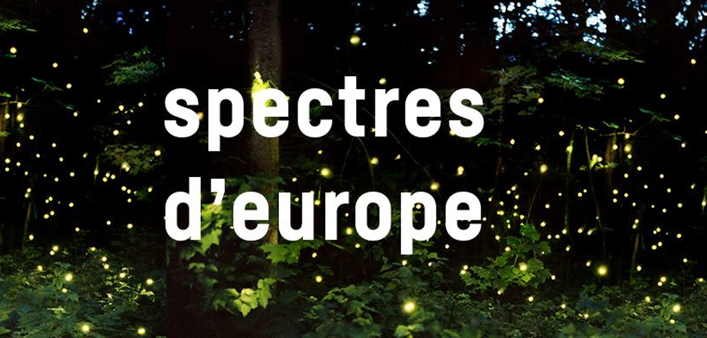 Illustration Spectres d'Europe